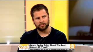 "Catching Up With ""Psych"" Star James Roday"