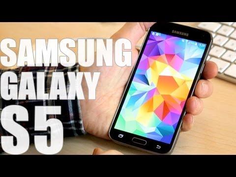 Samsung Galaxy S5: Der Ausführliche Praxis-Test