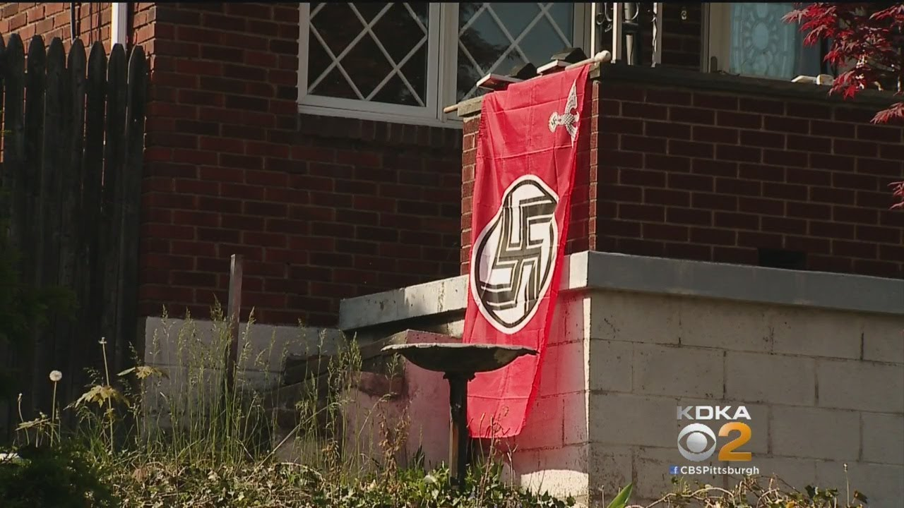 West Mifflin Man Upsets Neighbors With Nazi Flag