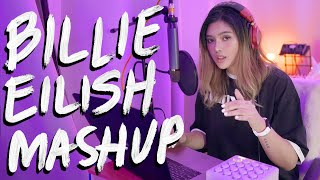 bad guy x bury a friend x ilomilo (Billie Eilish Mashup) | Lesha Video