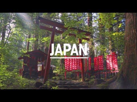 Japan Travel Video 2018 || Tokyo & Kyoto