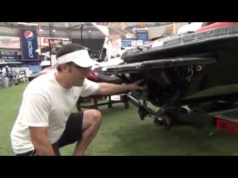 Glastron Jet Boat GTS187 First Look by JetBoatPilot