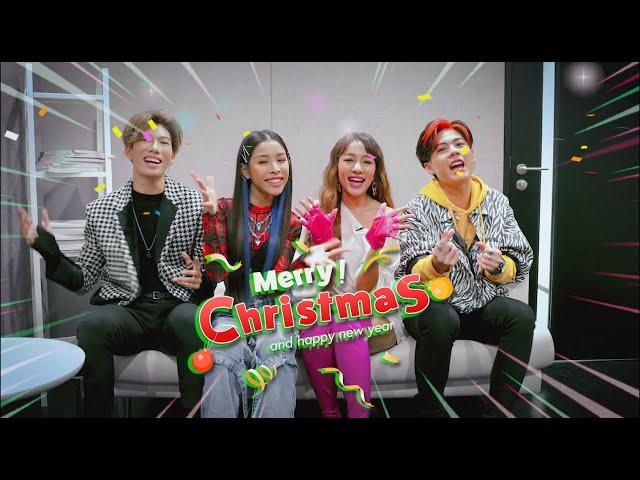 Utter / Gracy / Freshybii / KKP Kamikaze l Merry Christmas & Happy New Year 2021