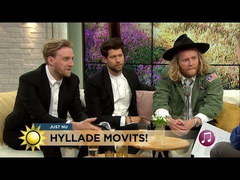Svenska Movits! - en framgångssaga i USA - Nyhetsmorgon (TV4)
