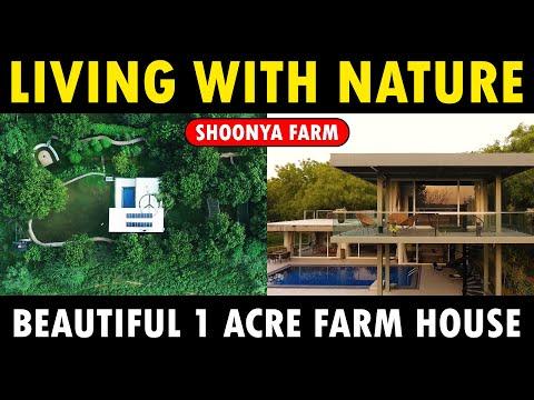 1 Acre PERMACULTURE Farm House | Shoonya Farms | Organic Regenerative Farming | Sustainable Farming
