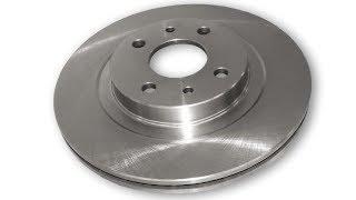 Лада Приора: Замена тормозных дисков