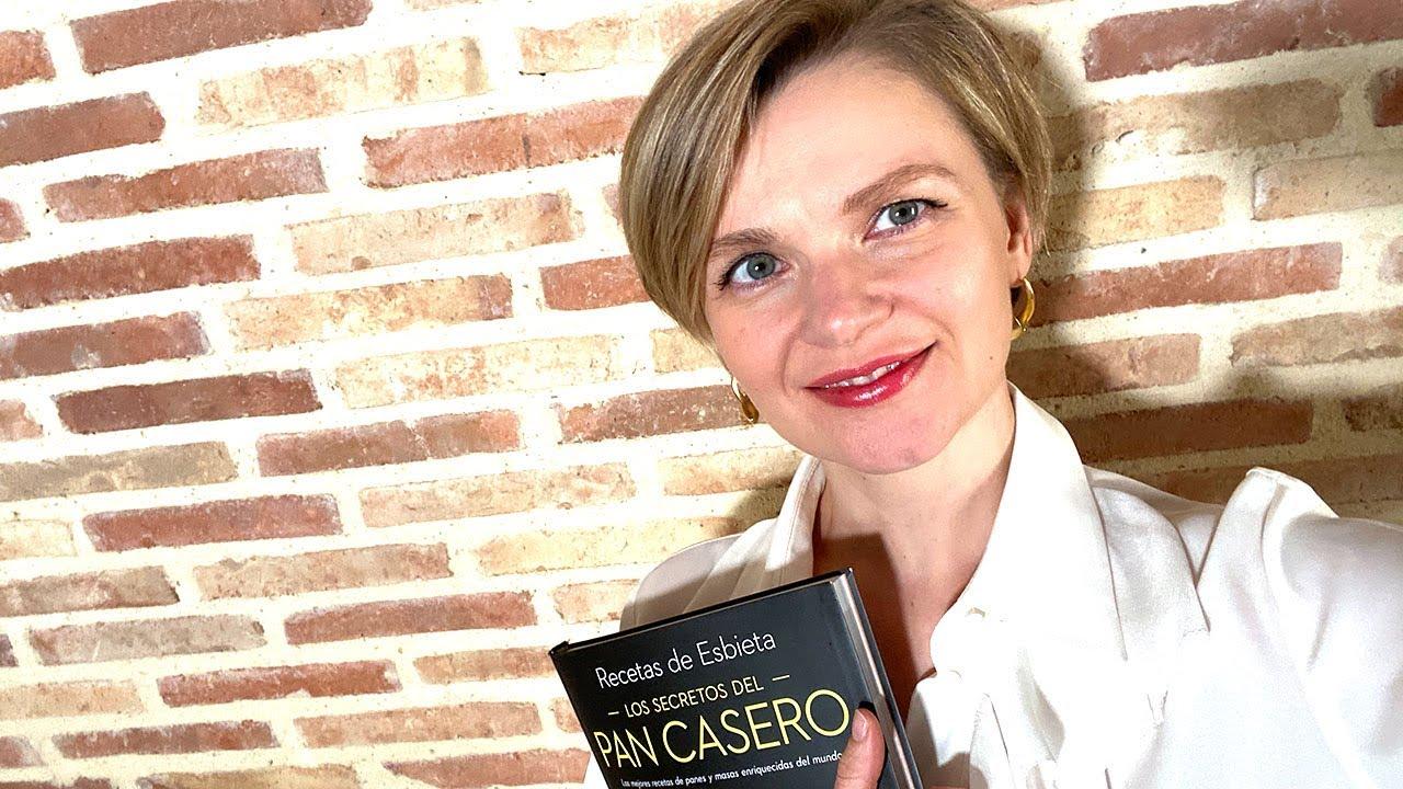 ¡Es lo que hice en CUARENTENA! Los secretos del pan casero - Libro de Esbieta