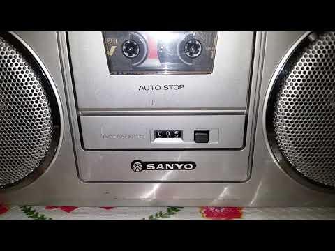 SANYO M994OK STEREO CASSETTE RECORDER