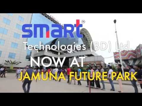 Smart Technologies at Jamuna Future Park