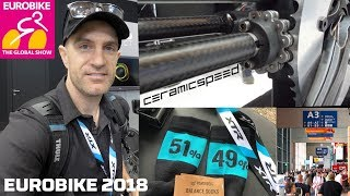 World's Biggest Bicycle Show Walkthrough // Eurobike 2018 // GPLama