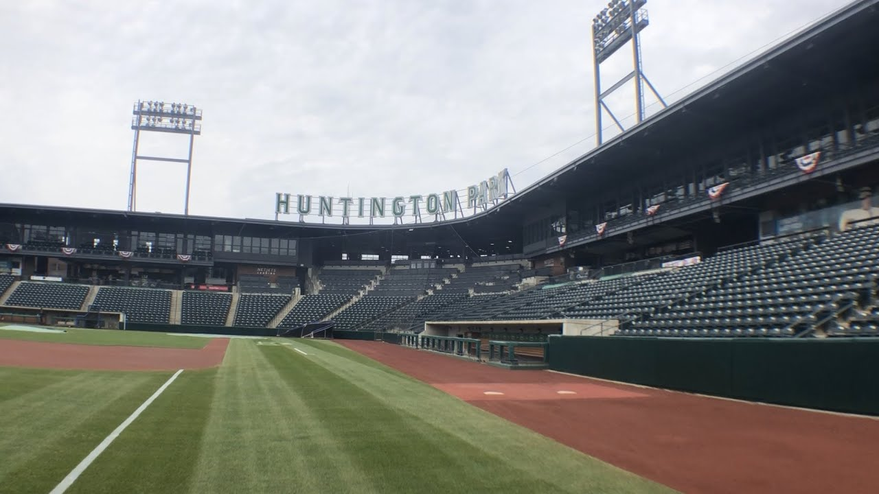 Columbus Clippers Games New This Year