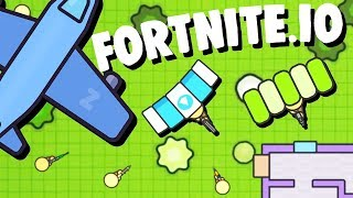 GOOGLE'DAN FORTNITE OYNAMAK!! (Fortnite.io)