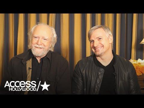 'Damien': Scott Wilson & Glen Mazzara On Working Together Again  Access Hollywood