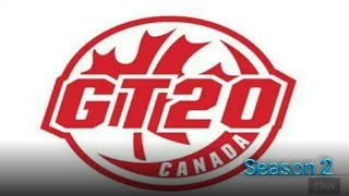 GT T20 Canada League|Shakib AL Hasan|Andrew Russell |Yuvraj Singh |