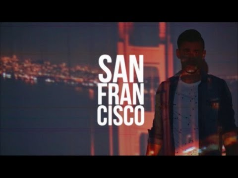 Courier - San Francisco ft. Sidney Rudder & Josh Gabbard (Lyric Video)