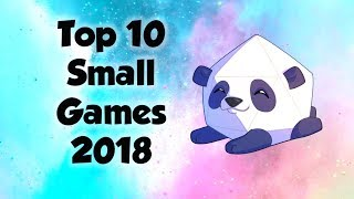 Top 10 Small Games of 2018