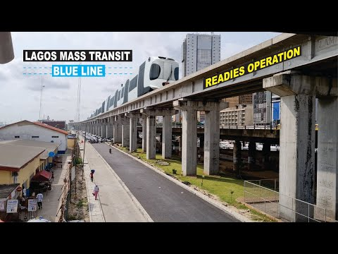 Lagos Blue Line Construction Ramps Up
