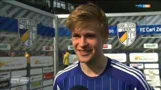 22.Spieltag RL Saison 13/14 FC Carl Zeiss Jena - SV Babelsberg 03