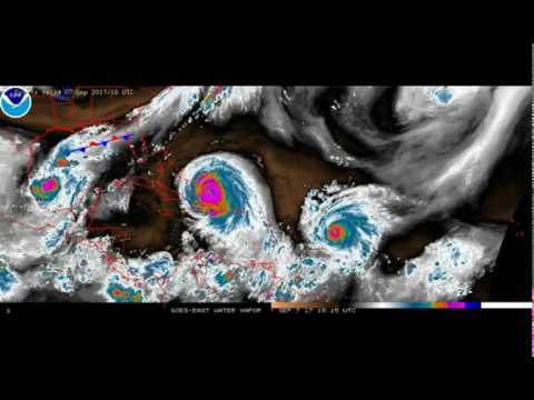 Hurricane Irma and All Hurricanes Evening Update Sept 7 2017
