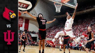 Louisville vs. Indiana Basketball Highlights (2018-19)