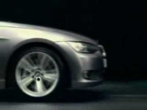 2007 BMW 335i Coupe television commercial