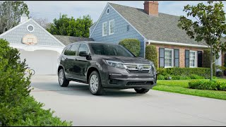homepage tile video photo for Honda Pilot: Family Adventure :30