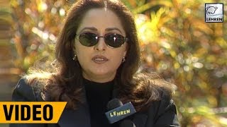 Jaya Prada's Rare And Exclusive Interview About Bharat Bhagya Vidhata