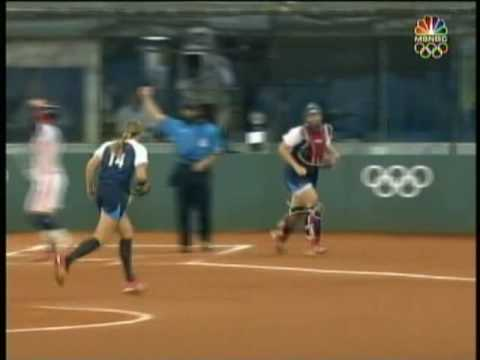 Monica Abbott Perfect Game.wmv