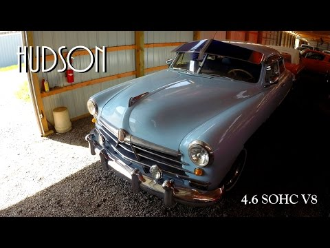 1950 Hudson Pacemaker 4.6 SOHC Ford V8 Hot Rod