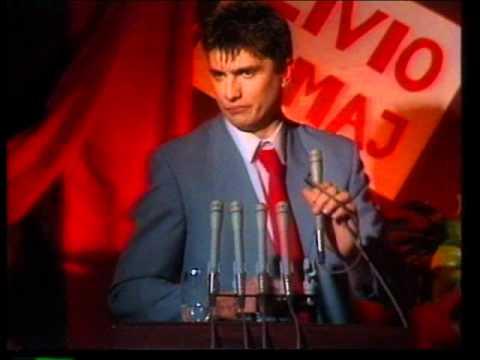 """Rambo Amadeus - """"Kataklizma Komunizma"""" & Hey Joe - Video"""