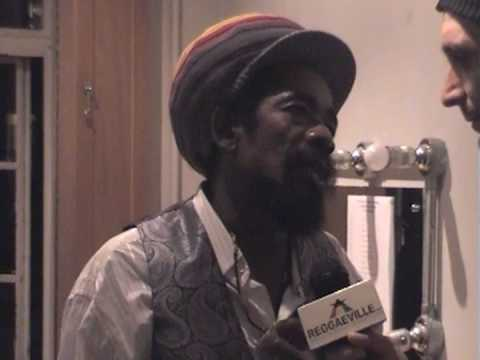 Interview: Cocoa Tea in London, UK  @ Uprising Music Festival 6/19/2010