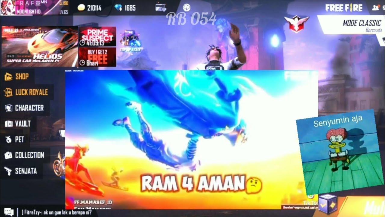 PRESET ALIGHT MOTION FF VIRAL😱 || BALASAN RAM 4 AMAN KAH ...