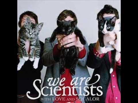 Клип We Are Scientists - Textbook