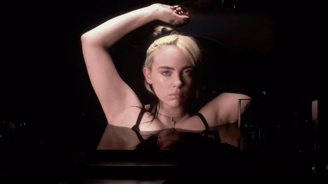 Billie Eilish Releases a Powerful Short Film Addressing Body Shamers