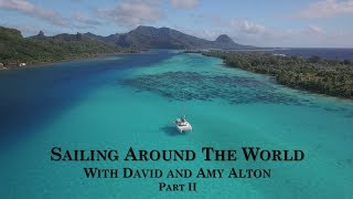 Sailing Around the World - An Out Chasing Stars Presentation