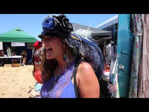 2016 Petaluma Rivertown Revival - Steam Punk, Burning Man rino by California Travel Videos