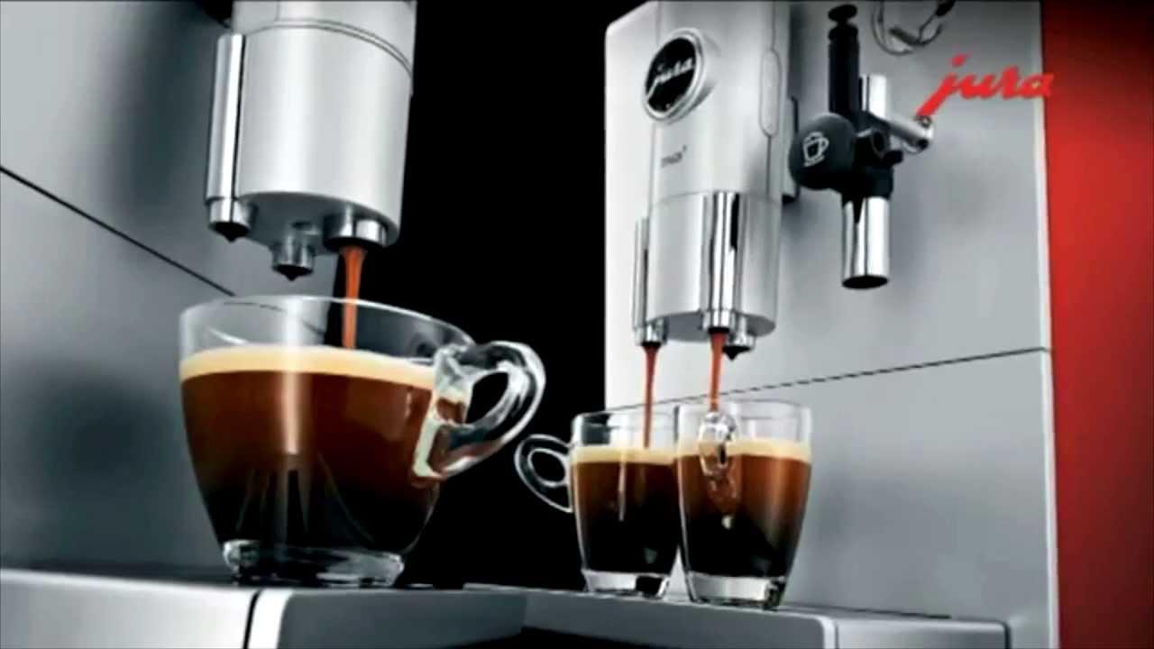 Machine A Cafe Jura Ena