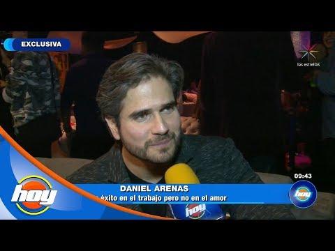 Daniel Arenas, ¿desafortunado en el amor? | Hoy