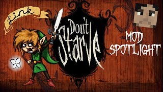 Don't Starve Mod Spotlight: Link Character & Updated TMI