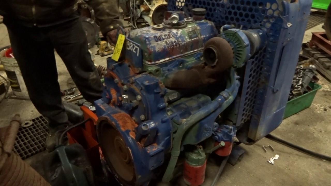 Detroit Diesel 3-53 Turbo