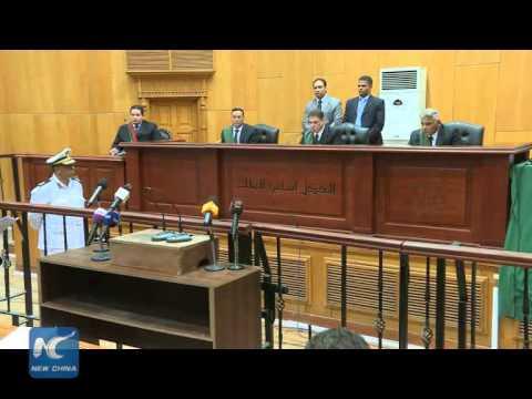 Egypt's court postponed trial of ousted President Morsi