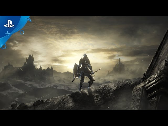 Dark Souls III -The Ringed City DLC Launch Trailer | PS4
