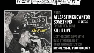 New Found Glory - At Least I