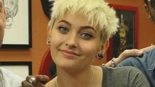 Paris Jackson Honors Her Father Michael Jackson With New Tattoo -- See the Pic!