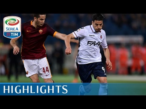 Roma - Bologna 1-1 - Highlights - Matchday 32 - Serie A TIM 2015/16