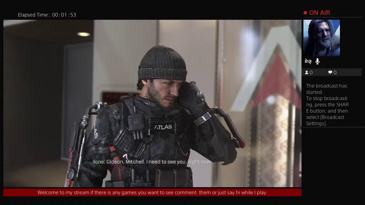 Call of Duty Advanced Warfare Video 6