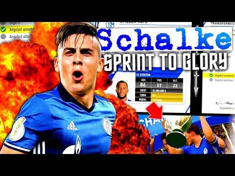 FIFA 17 : 3 SAISONS + 3 WELTKLASSE STs = CL TITEL !!! 🏆💪😍 FC Schalke 04 Sprint To Glory