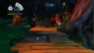 Let's Play Epic Mickey 2 pt. 26 - Bog Easy's Revengeance