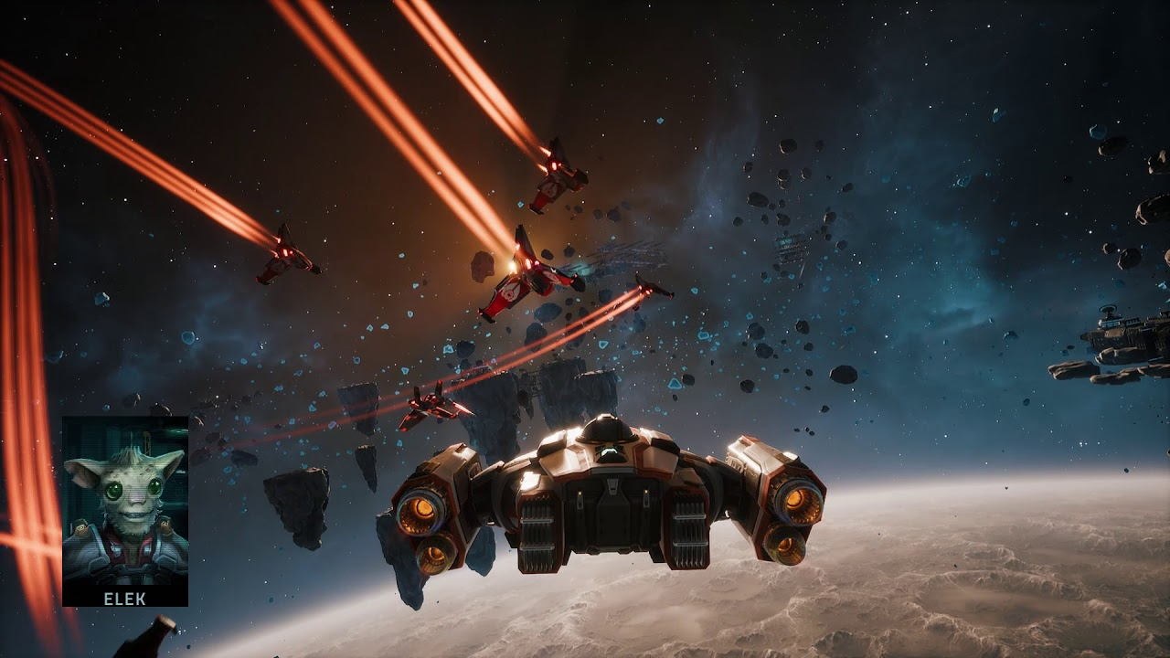 Everspace – Stellar Edition Review – TheSixthAxis