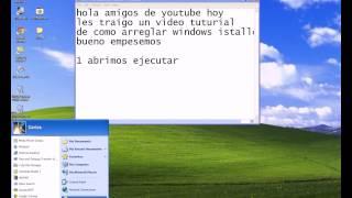 Como arreglar windows installer